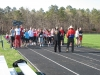 4/28/13- HCF Bi-Continental 5K- Runners await the starting gun.