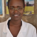 Jane Mwendwa, who came to us as a 12 year old when we opened in 2005, is now a junior pharmacy student at Kenya Methodist University in Meru.